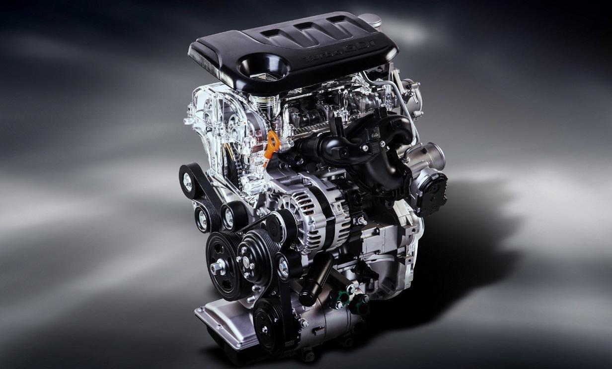 Двигатель Киа Сид