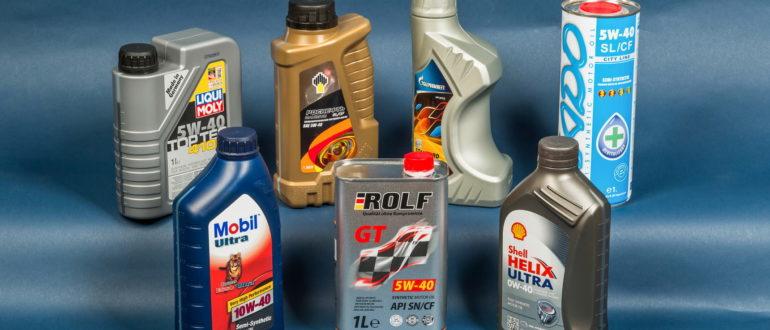 Выбор моторного масла для Киа Рио