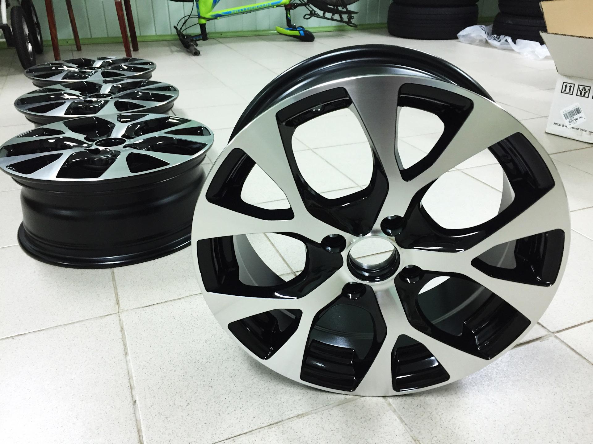 колеса на рио