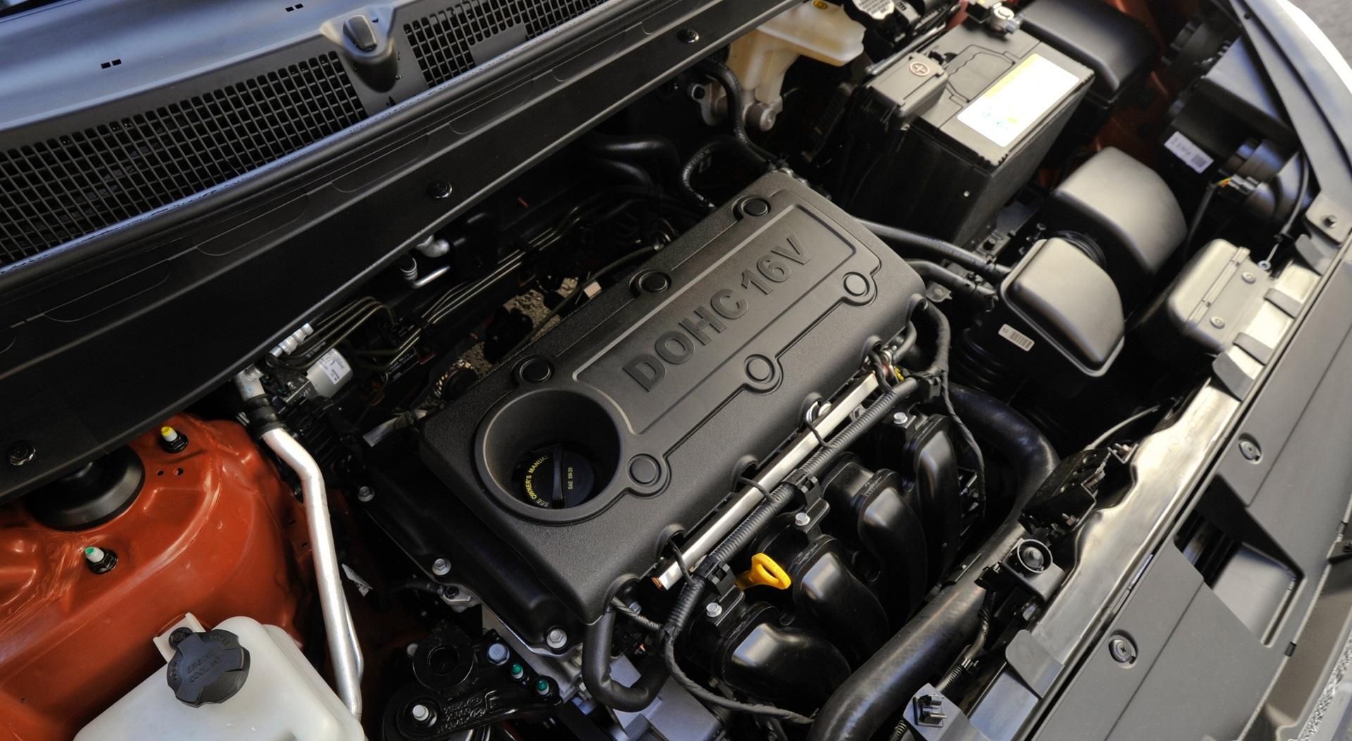 Двигатель спортрейдж