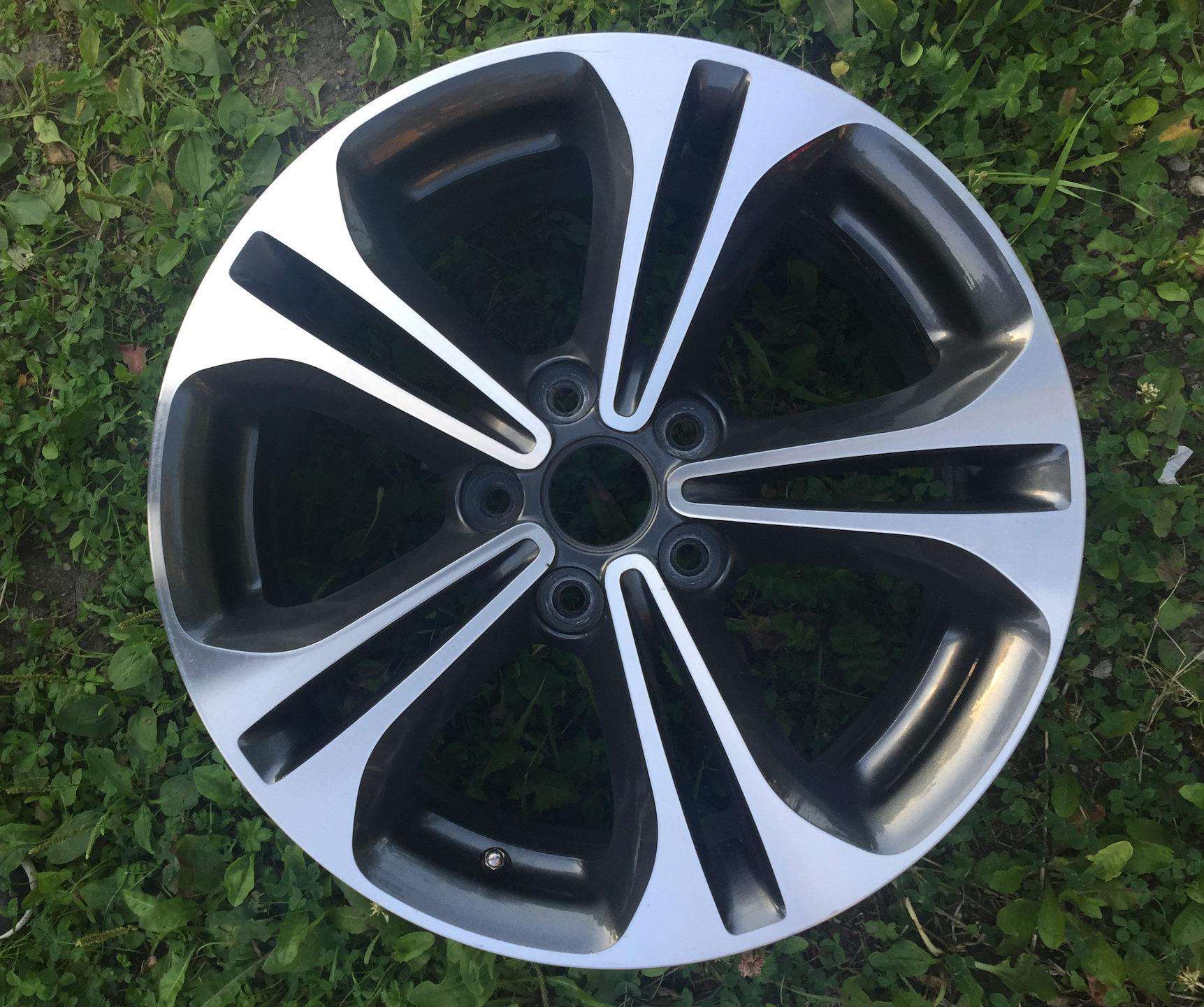 Кия Серато разболтовка колес литые диски