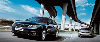 Характеристики корейского автомобиля Kia Madzhentis