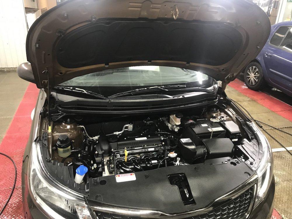 Двигатель «Киа»