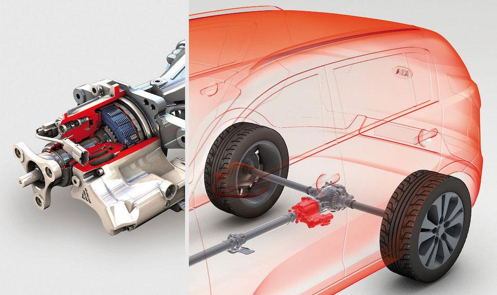 Ремонт муфты полного привода на «Киа Спортейдж» 3 поколения