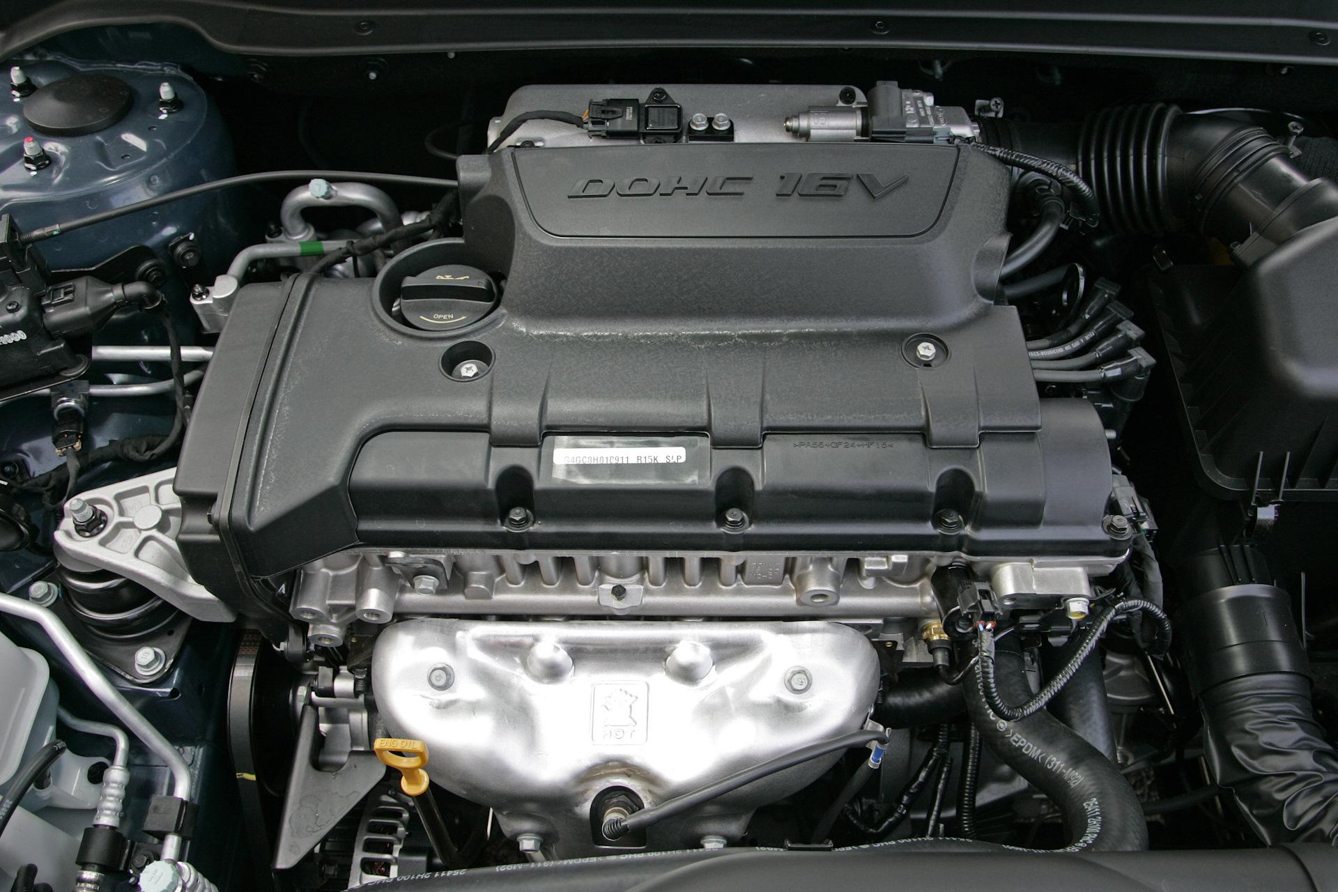 двигатель Kia Ceed 2