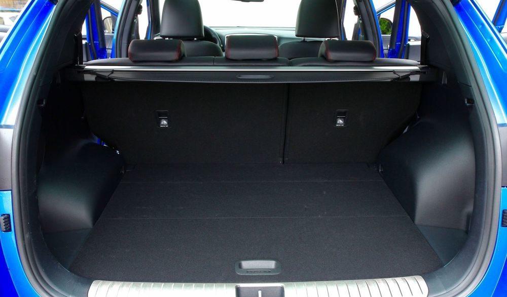 Особенности багажника Kia Sportage 3